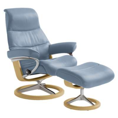 Picture for Stressless View Chair Large with Signature Base by Ekornes
