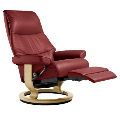 Picture of Stressless View Chair Medium with LegComfort Base by Ekornes