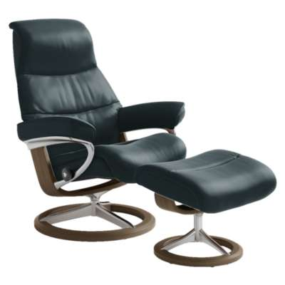 Picture for Stressless View Chair Small with Signature Base by Ekornes
