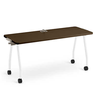 Picture of Verb Rectangle Table by Steelcase