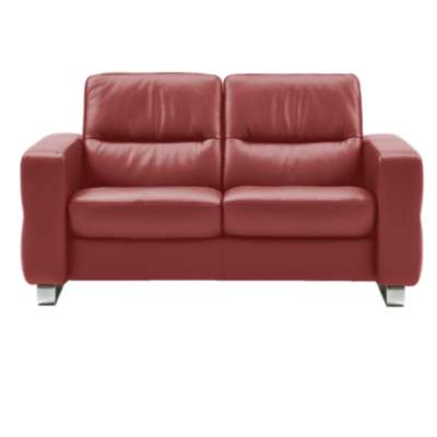 Picture for Stressless Wave Loveseat, Lowback by Ekornes