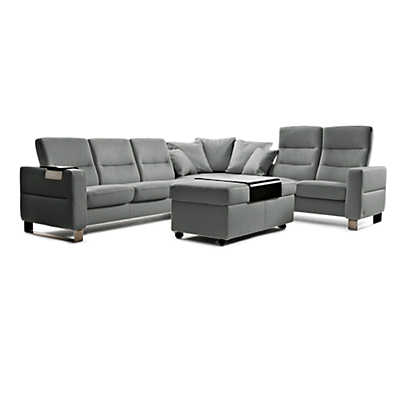 Picture of Stressless Wave Sectional, Highback by Ekornes