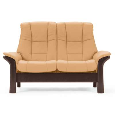 Picture for Stressless Windsor Loveseat, Highback by Ekornes