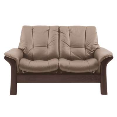 Picture for Stressless Windsor Loveseat, Lowback by Ekornes