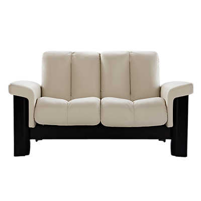 Picture of Stressless Wizard Loveseat, Lowback