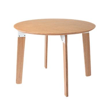 SUDBURYTBL-NATURAL OAK WHITE: Customized Item of Sudbury Dining Table by Gus Modern (SUDBURYTBL)