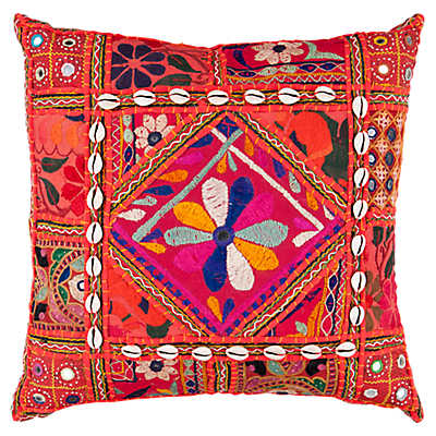 Picture of Karma Burnt Orange Pillow