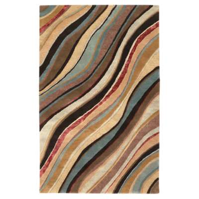 Picture for Artist Studio Chocolate Rectangular Rug