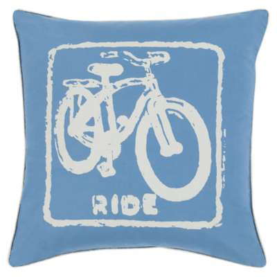 Picture for Big Kid Blocks Ride Cobalt Pillow