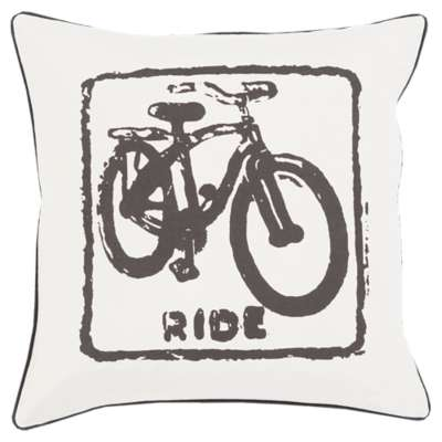 Picture for Big Kid Blocks Ride Light Gray Pillow
