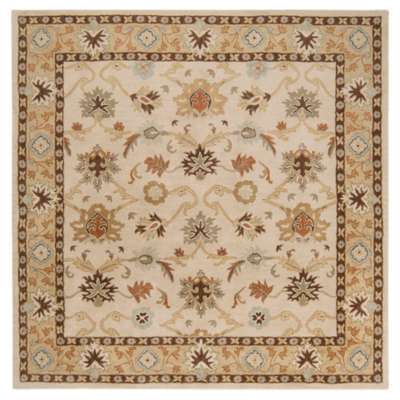 Picture for Caesar Beige Square Rug