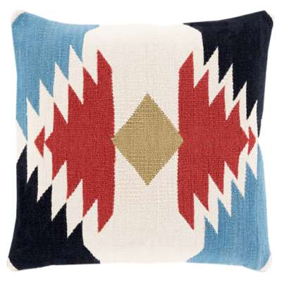 Picture for Decorative Burgundy Pillow