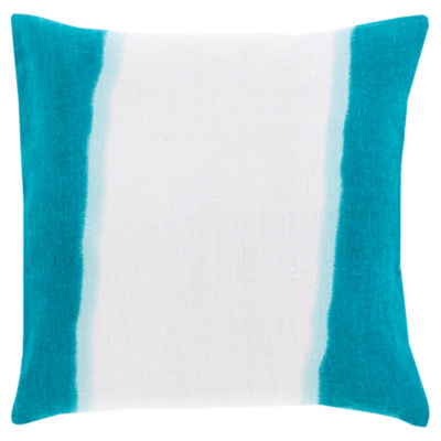 Picture of Double Dip Teal Pillow