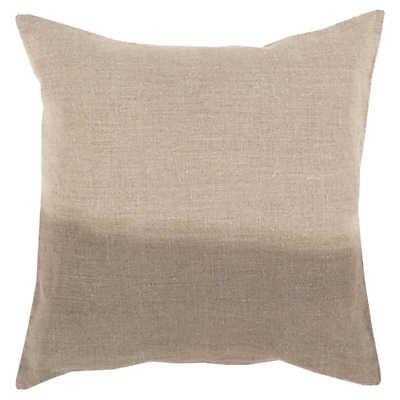 Dip Dyed Gray Pillow Smartfurniture Com Smart Furniture