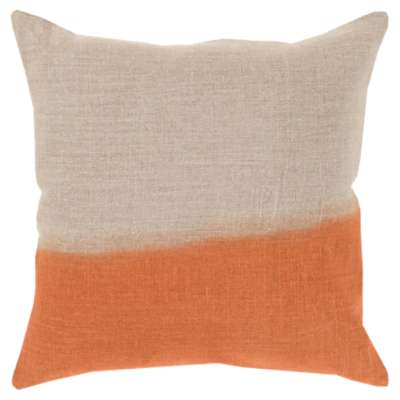 Picture for Dip Dyed Burnt Orange Pillow