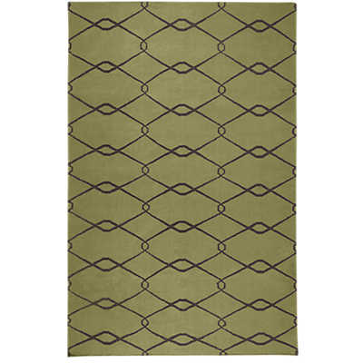 Picture of Fallon Diamond Rug