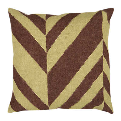 Picture of Fallon Stripe Pillow, Lime