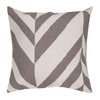 Picture of Fallon Stripe Pillow, Slate