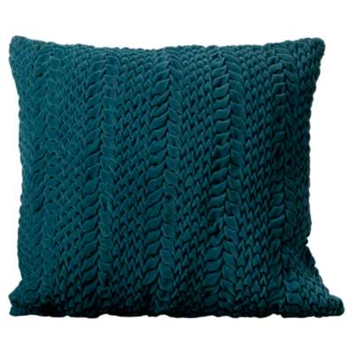 Picture for Velvet Luxe Teal Pillow