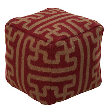 SURPOUF2POUF-49: Customized Item of Maze Pouf (SURPOUF2)