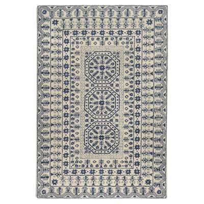 Picture for Smithsonian Navy Rectangular Rug