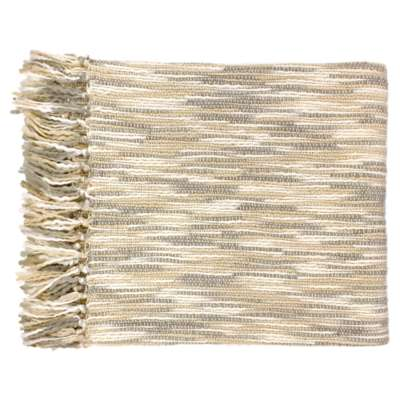Picture for Teegan Light Gray Throw