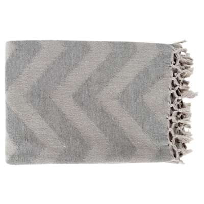 Picture for Thacker Light Gray Throw
