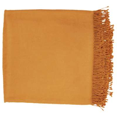 Picture for Tian Tian Burnt Orange Throw
