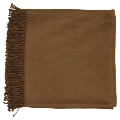 Picture for Tian Tian Taupe Throw