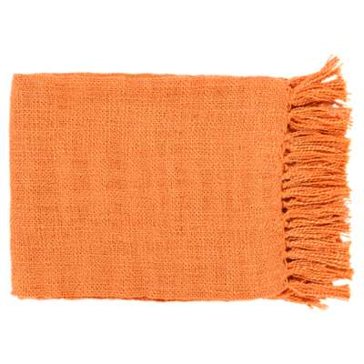 Picture for Tilda Burnt Orange Throw