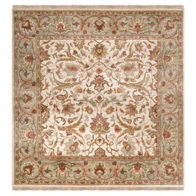 Picture for Taj Mahal Beige Square Rug