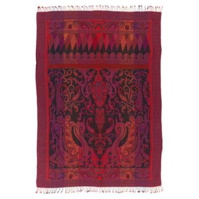 Picture for Tenali Burnt Orange Throw