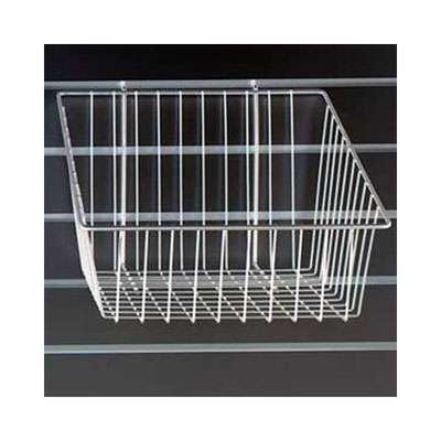 "Picture for Mini Grid Basket with 4"" Slant by Smart Fixtures"