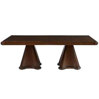 Picture of Villa Couture Dante Double Pedestal Table by Stanley Furniture