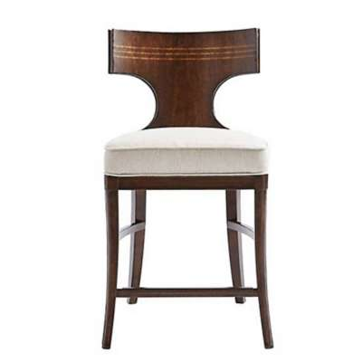 Picture for Villa Couture Dario Counter Stool by Stanley Furniture