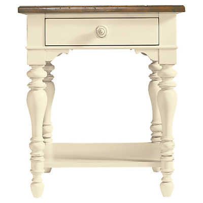 Picture of Coastal Living Cottage Lamp Table