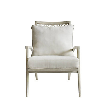 SYCLOCACC-WHITE: Customized Item of Coastal Living Oasis Catalina Accent Chair by Stanley Furniture (SYCLOCACC)