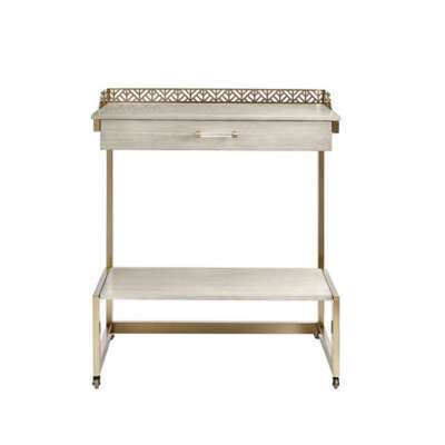 Picture for Coastal Living Oasis Catalina Bar Cart by Stanley Furniture