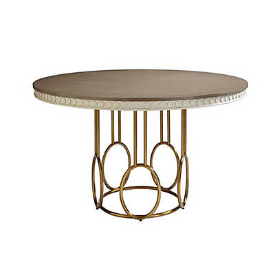 Picture of Coastal Living Oasis Venice Beach Round Dining Table by Stanley Furniture