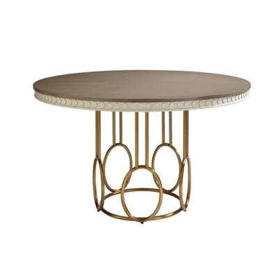 Picture for Coastal Living Oasis Venice Beach Round Dining Table by Stanley Furniture