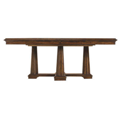 Picture of Calypso Pedestal Table by Stanley Furniture