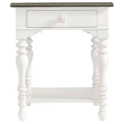 Picture of Coastal Living Retreat Lamp Table by Stanley Furniture