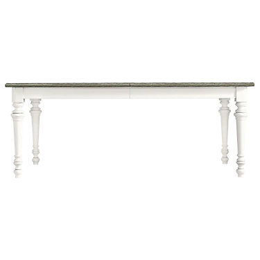 SYCLRRLT-411-81-31: Customized Item of Coastal Living Retreat Rectangular Leg Table by Stanley Furniture (SYCLRRLT)