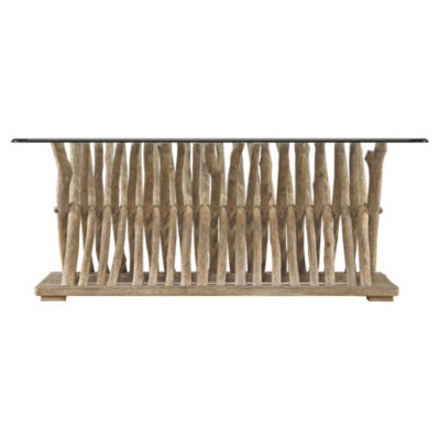Picture of Coastal Living Resort Driftwood Flats Cocktail Table by Stanley Furniture