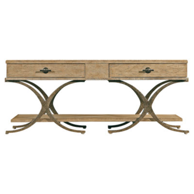 Picture of Coastal Living Resort Windward Dune Cocktail Table by Stanley Furniture