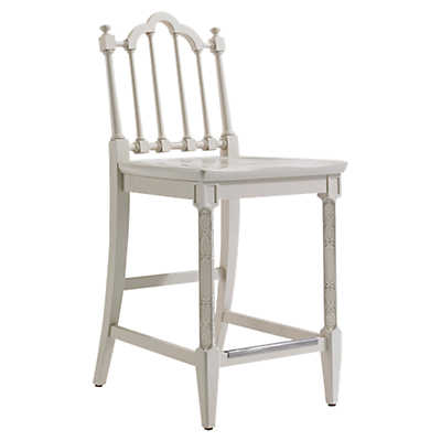 Picture of Charleston Regency Chippendale Counter Stool by Stanley Furniture