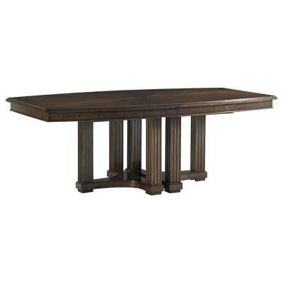 Picture for Crestaire Lola Double Pedestal Table by Stanley Furniture