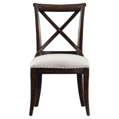 Picture of European Farmhouse Fairleigh Fields Guest Chair by Stanley Furniture