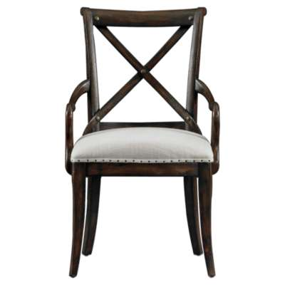 Picture for European Farmhouse Fairleigh Fields Host Chair by Stanley Furniture