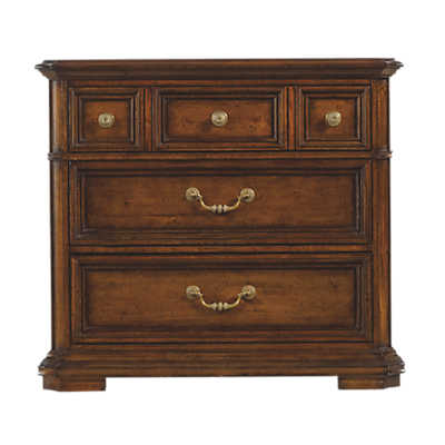Picture of Grand Rue Bachelor Chest by Stanley Furniture